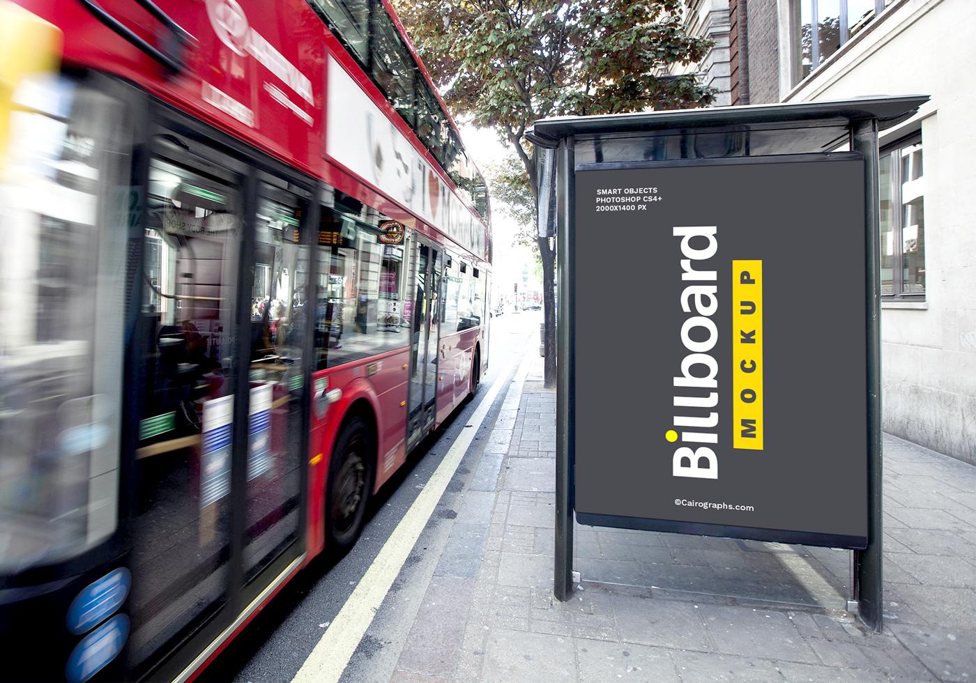 Billboards Mockups example image 2