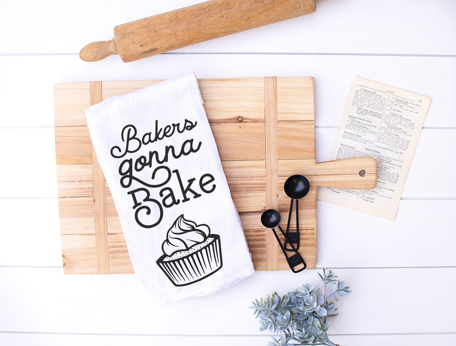 Buttercream Dream - A fancy font duo example image 5