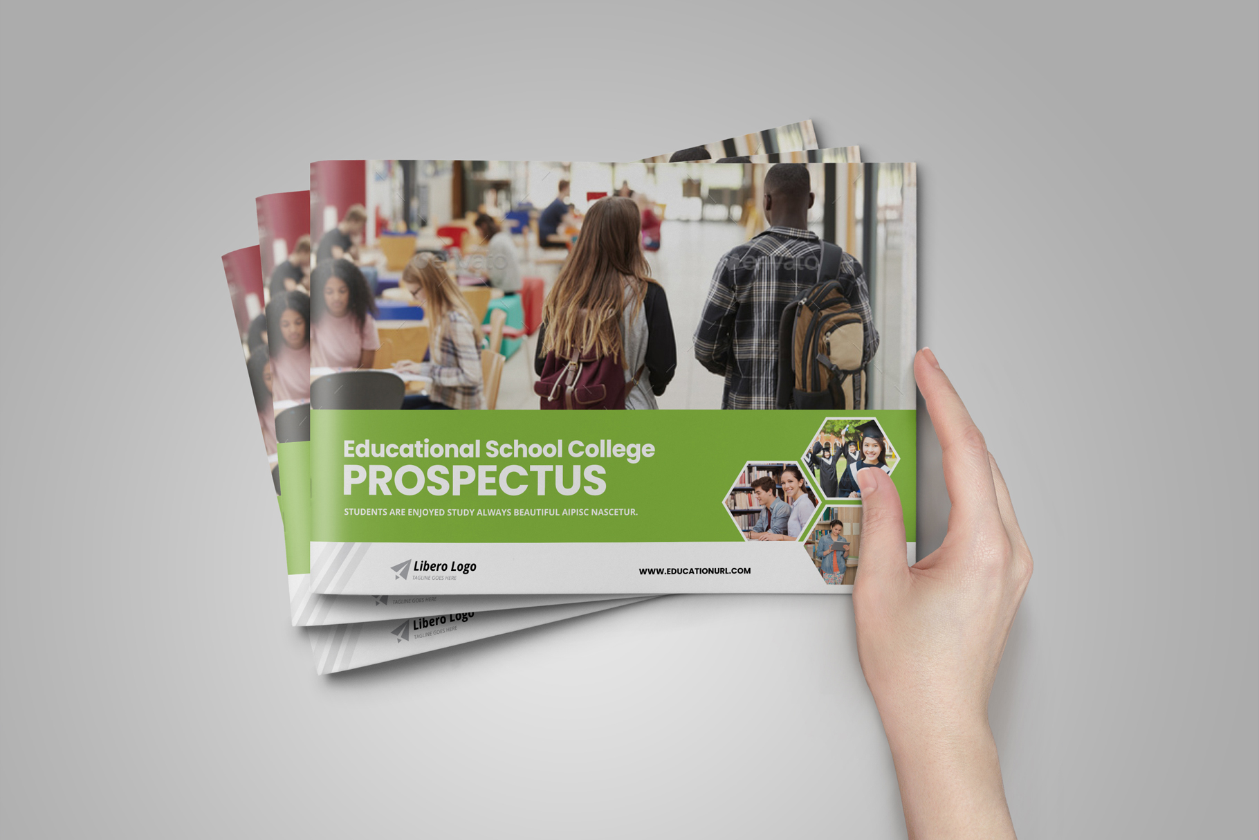 Education Prospectus Brochure v6 example image 10