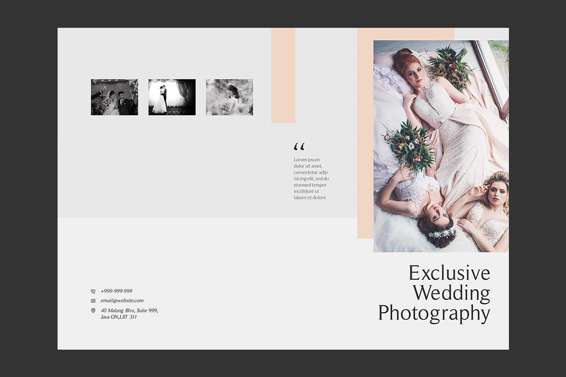 Wedding Photography Brochures example image 3