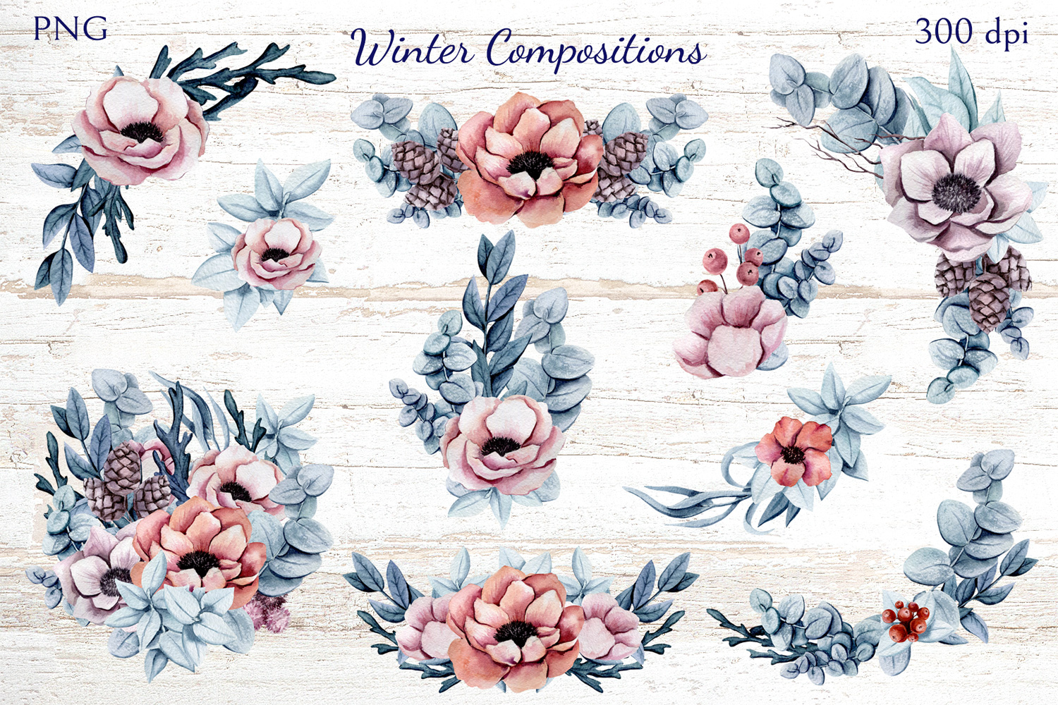 Winter Compositions example image 4