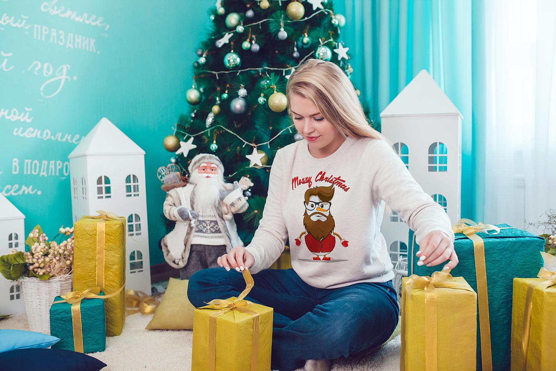 Christmas Sweatshirt Mock-Up Vol.2 example image 14