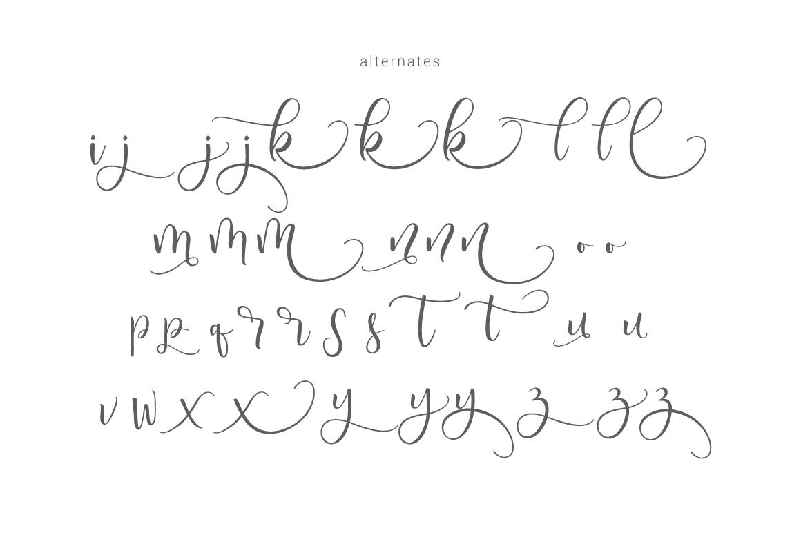 Serangkai Typeface example image 7
