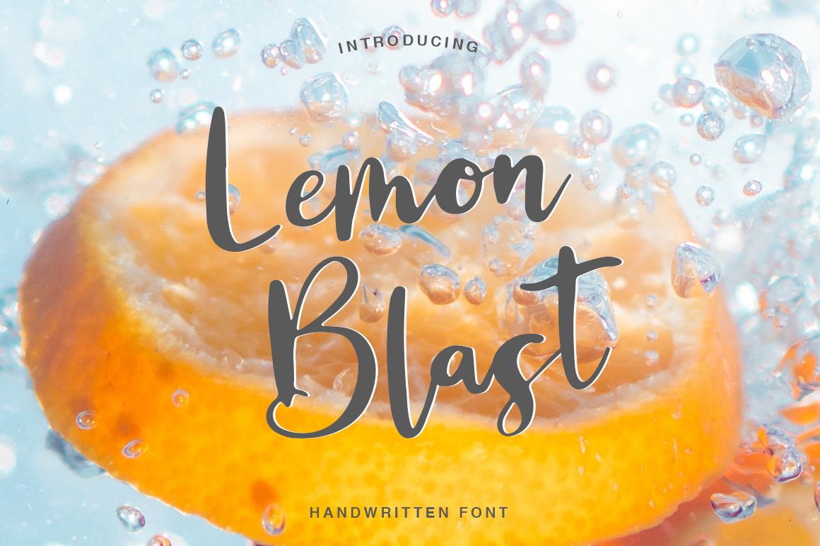Lemon Blast example image 1