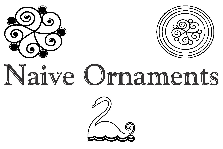 Naive Ornaments  example image 3