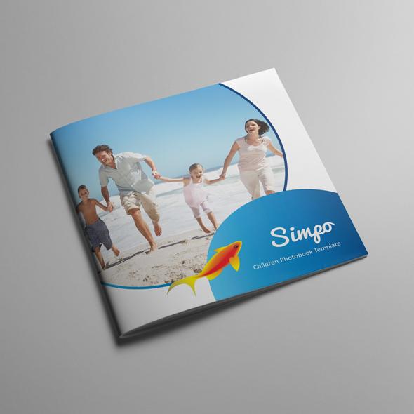 Simpo - Children Photobook Template example image 3