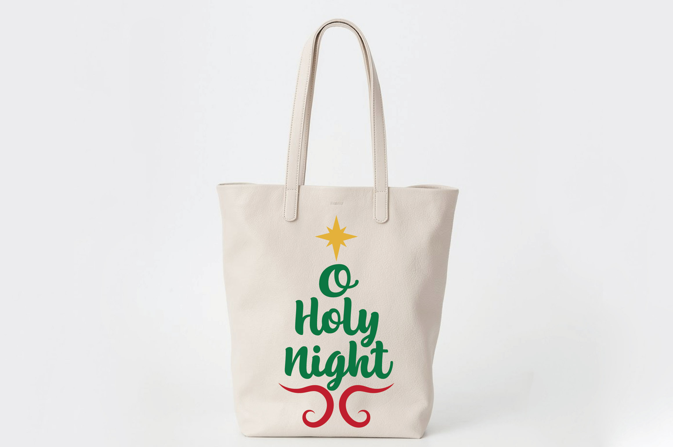 O Holy Night SVG Cut File - Christmas SVG - DXF - PNG - EPS example image 8