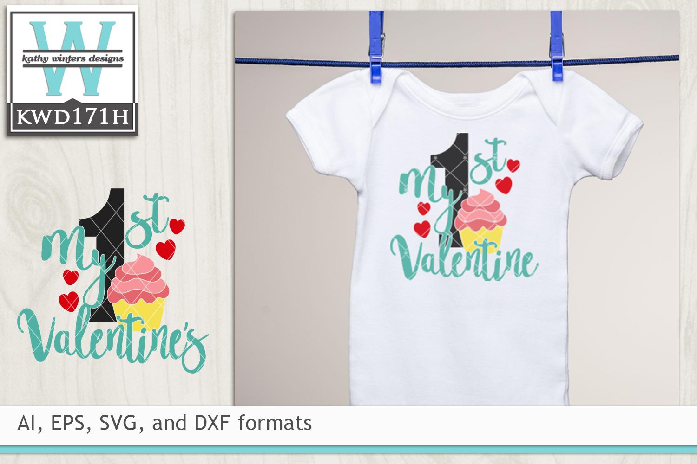 Valentines Svg 1st Valentine S 49819 Cut Files Design Bundles