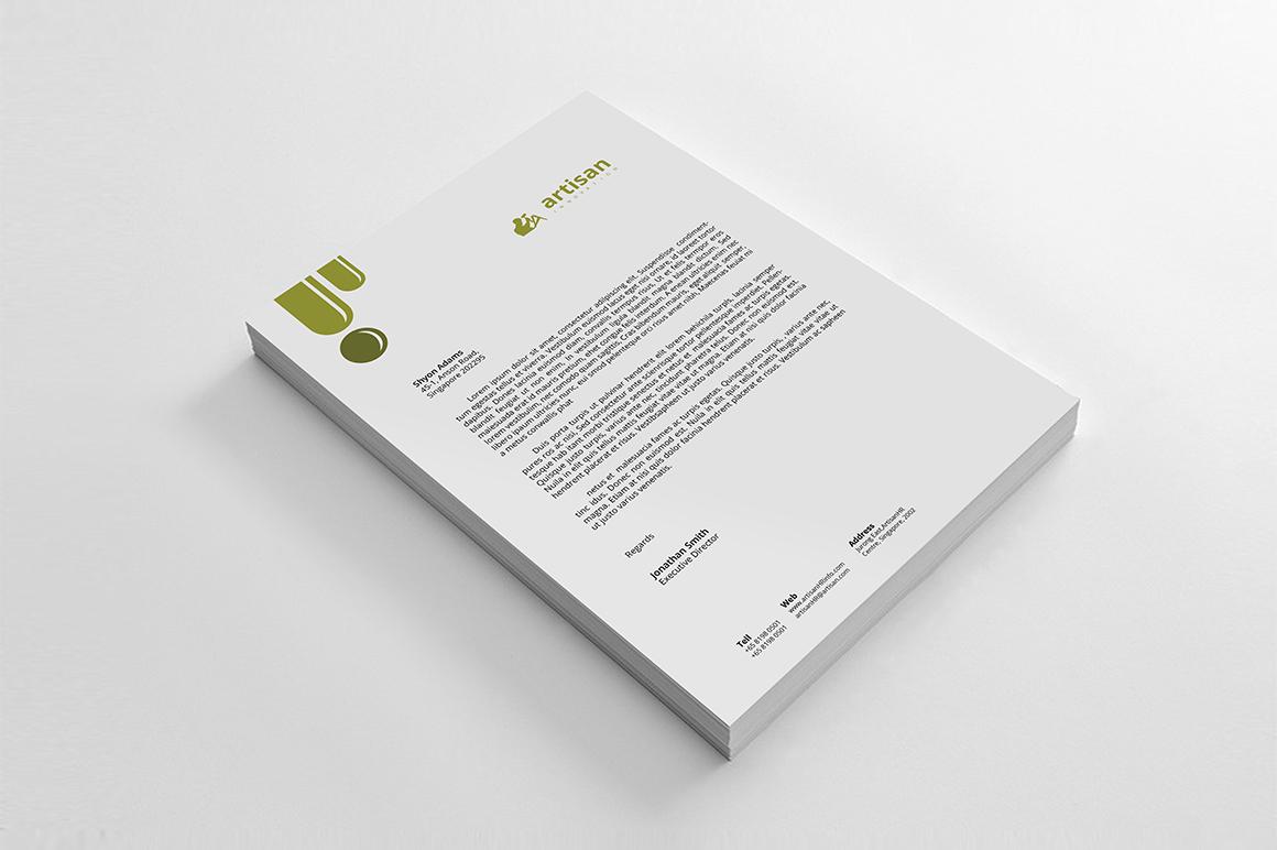 Branding Stationery example image 3