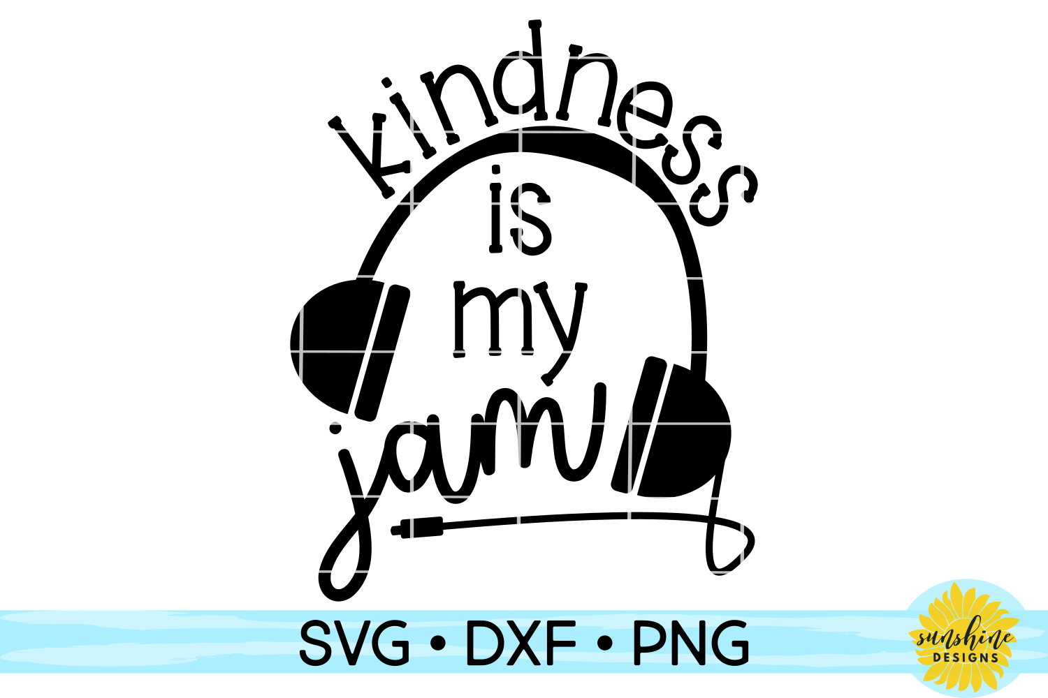 KINDNESS BUNDLE | ANTI-BULLYING | 15 DESIGNS | SVG DXF PNG example image 2
