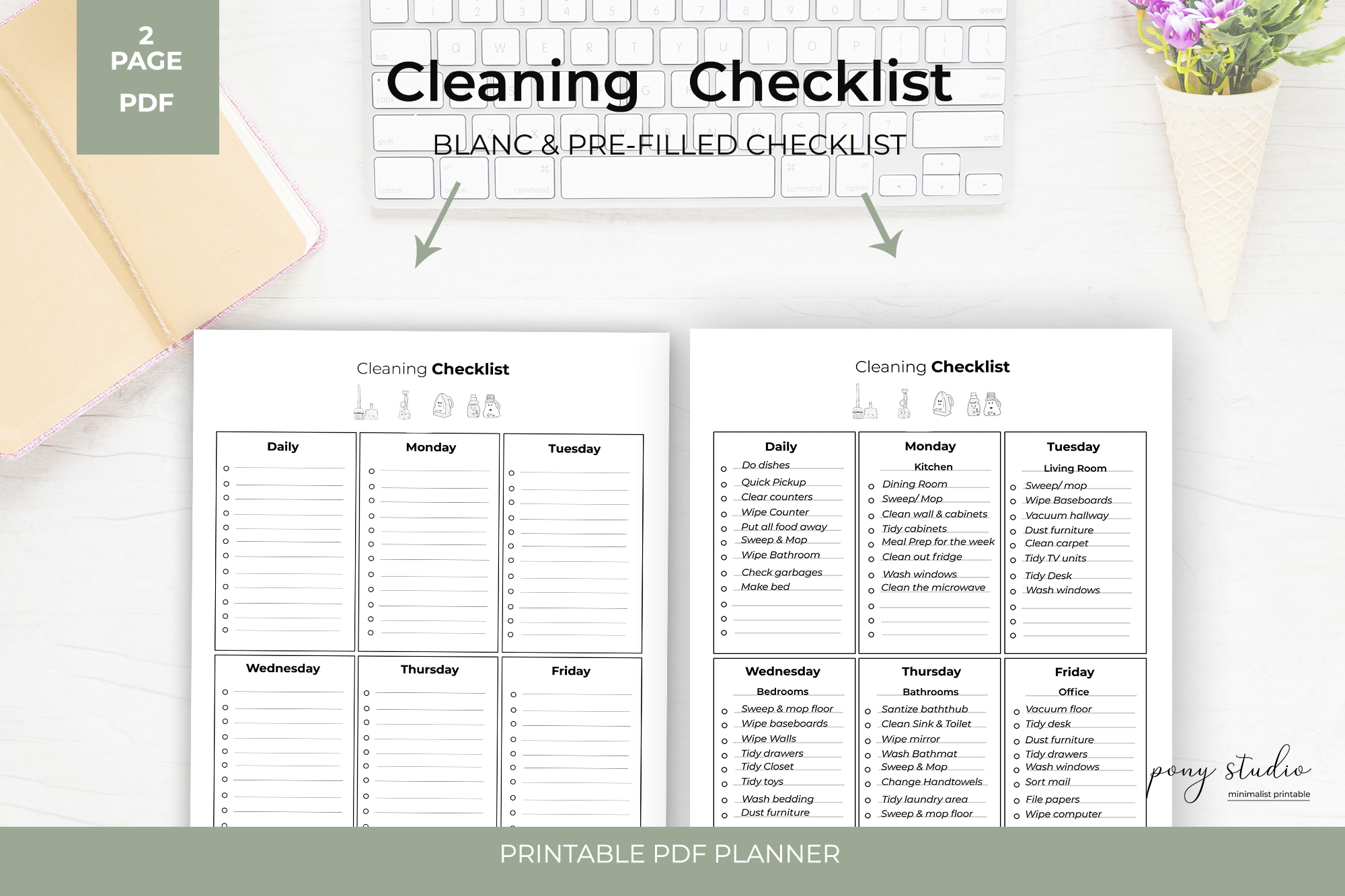graphic about Cleaning List Printable named Cleansing Listing Printable - Cleansing Checklist Printable