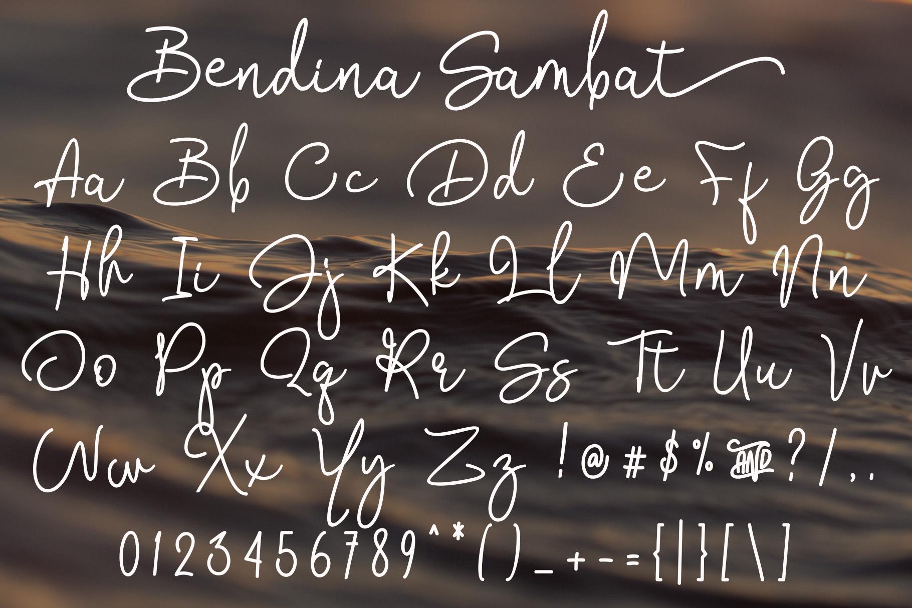 Bendina Sambat example image 9
