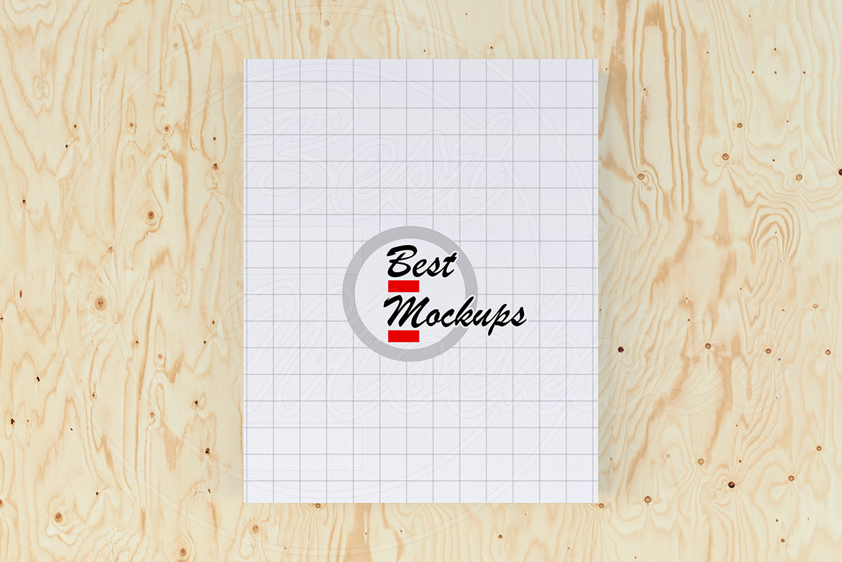 CREATOR canvas mock up 8x10 inch example image 2