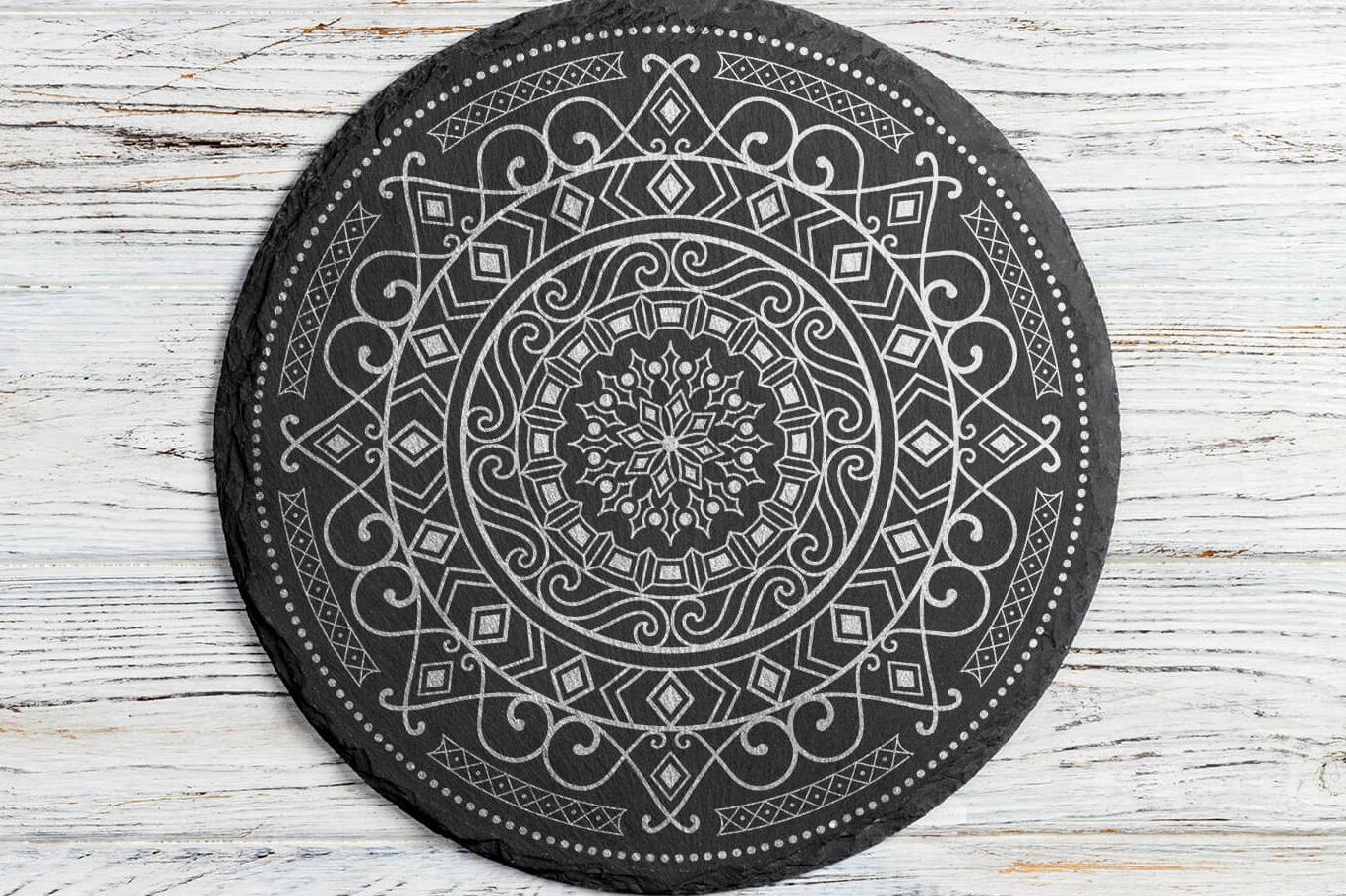 Mandala Ornaments example image 5