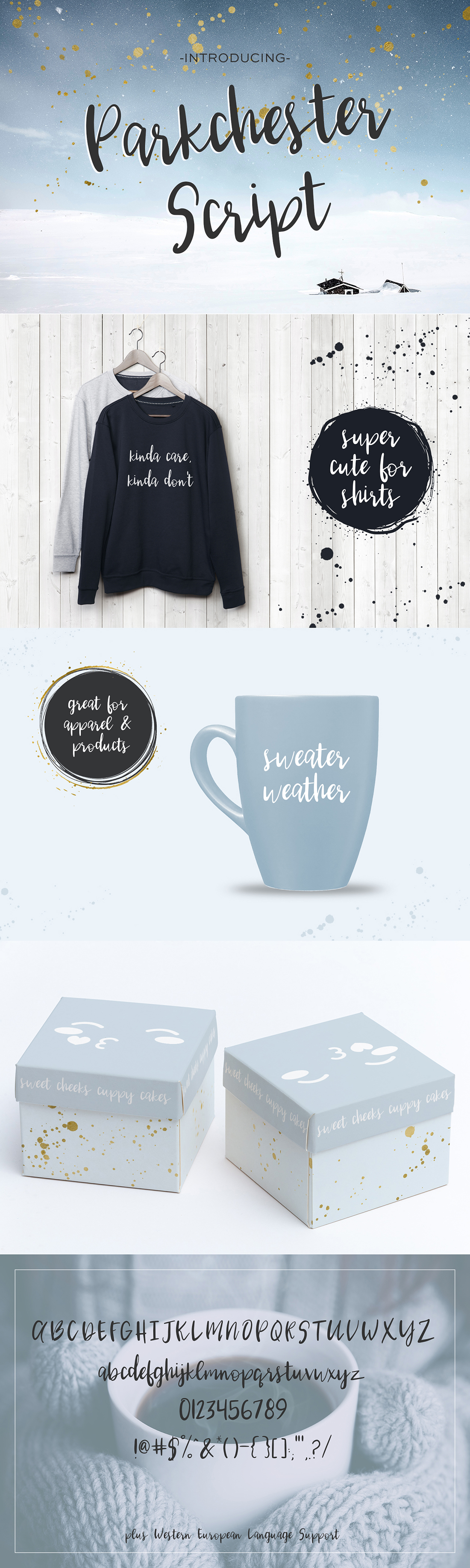 The Crafter's Font Bundle example image 20