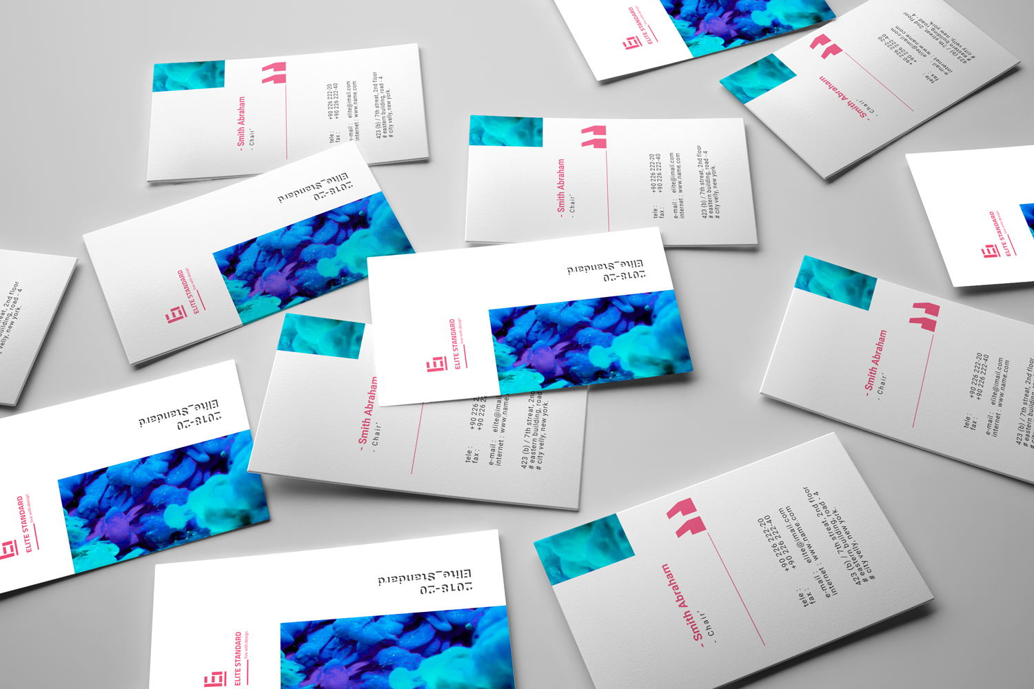 Studio Business Card example image 3