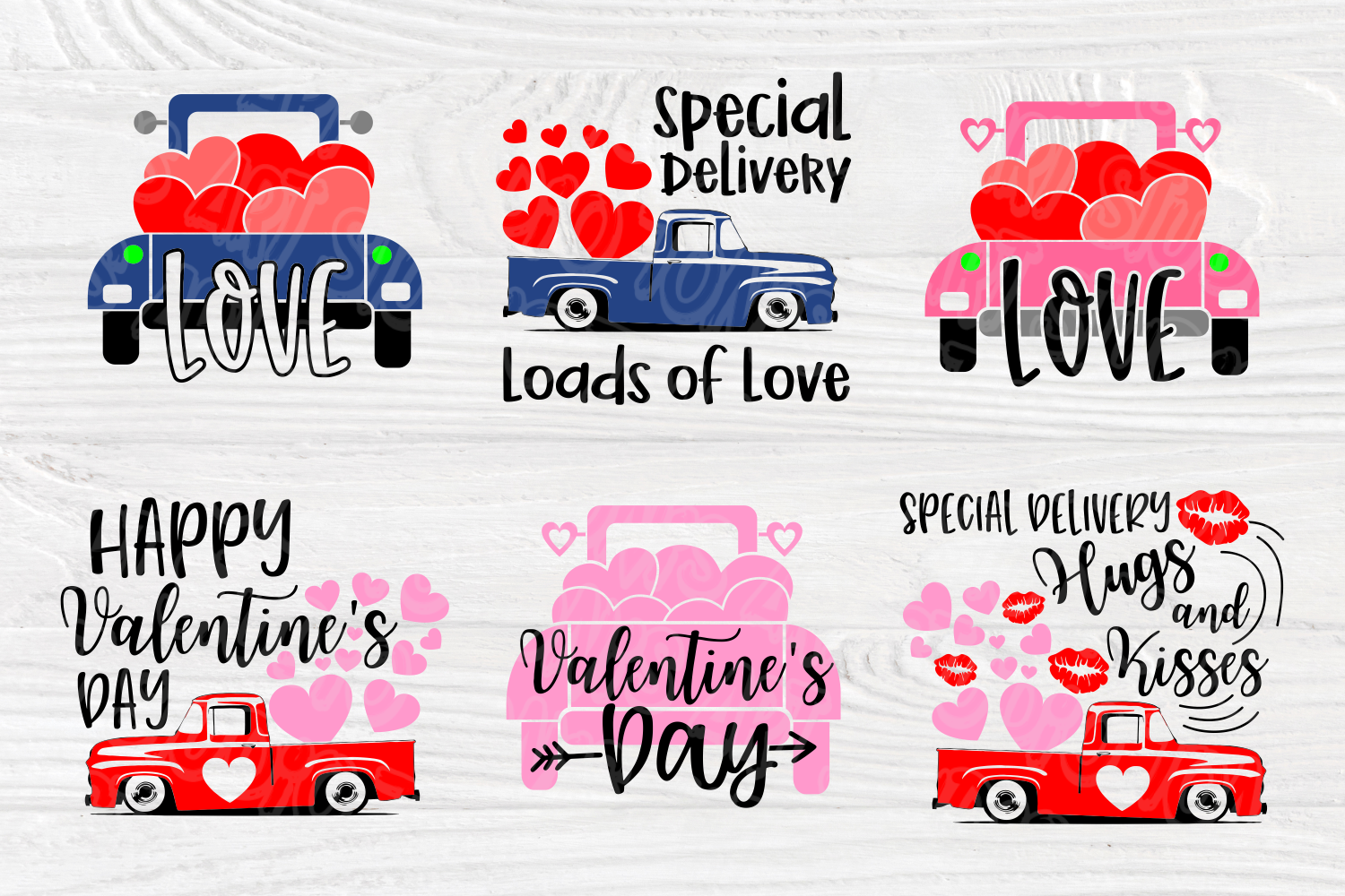 Love SVG Bundle | Valentine's Day | Cut Files for Crafters example image 3