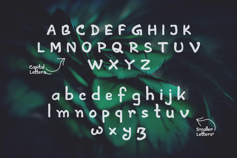 Artless - Handwritten Font example image 3