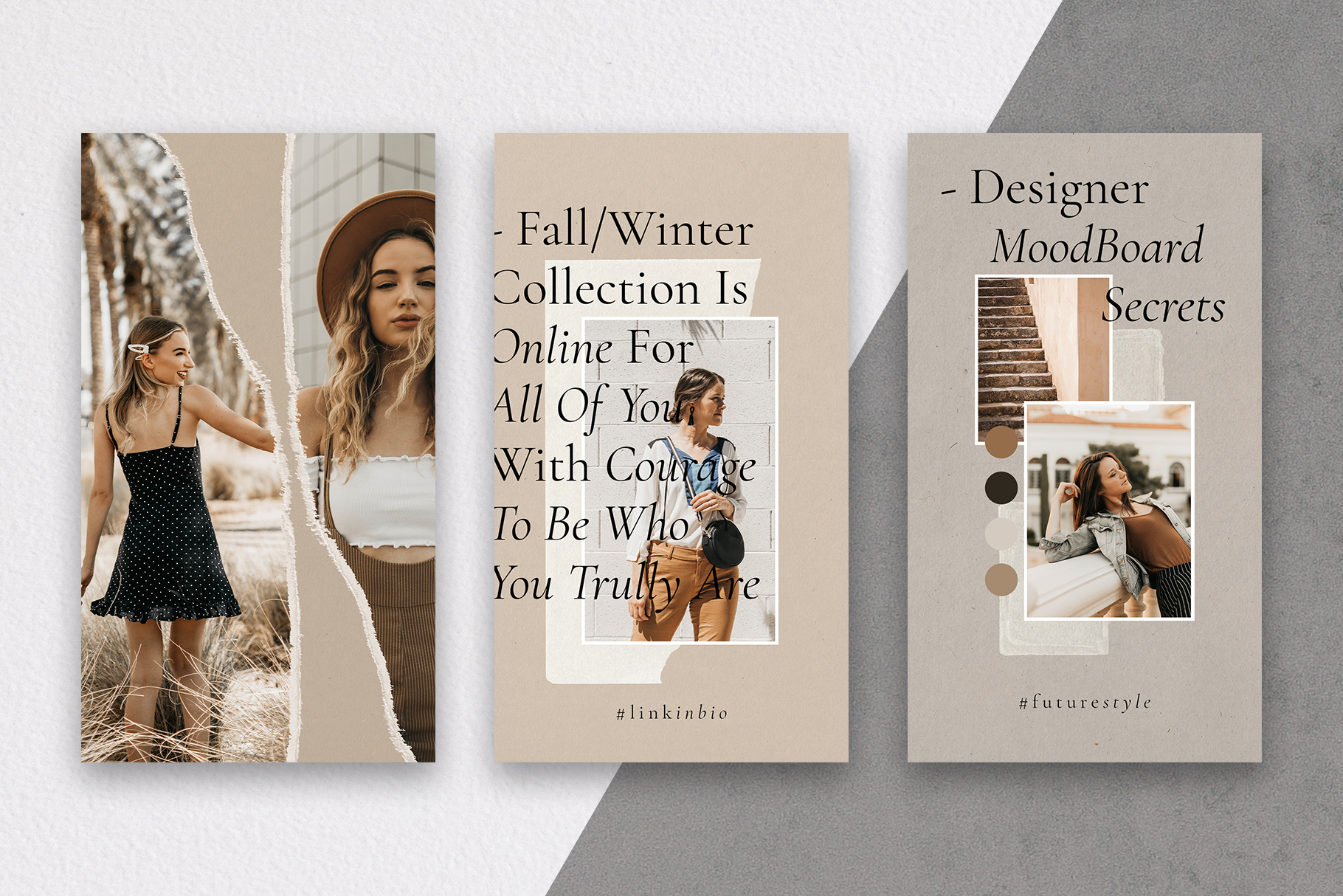#InstaBabe - Creative & Modern Instagram Story Templates example image 11