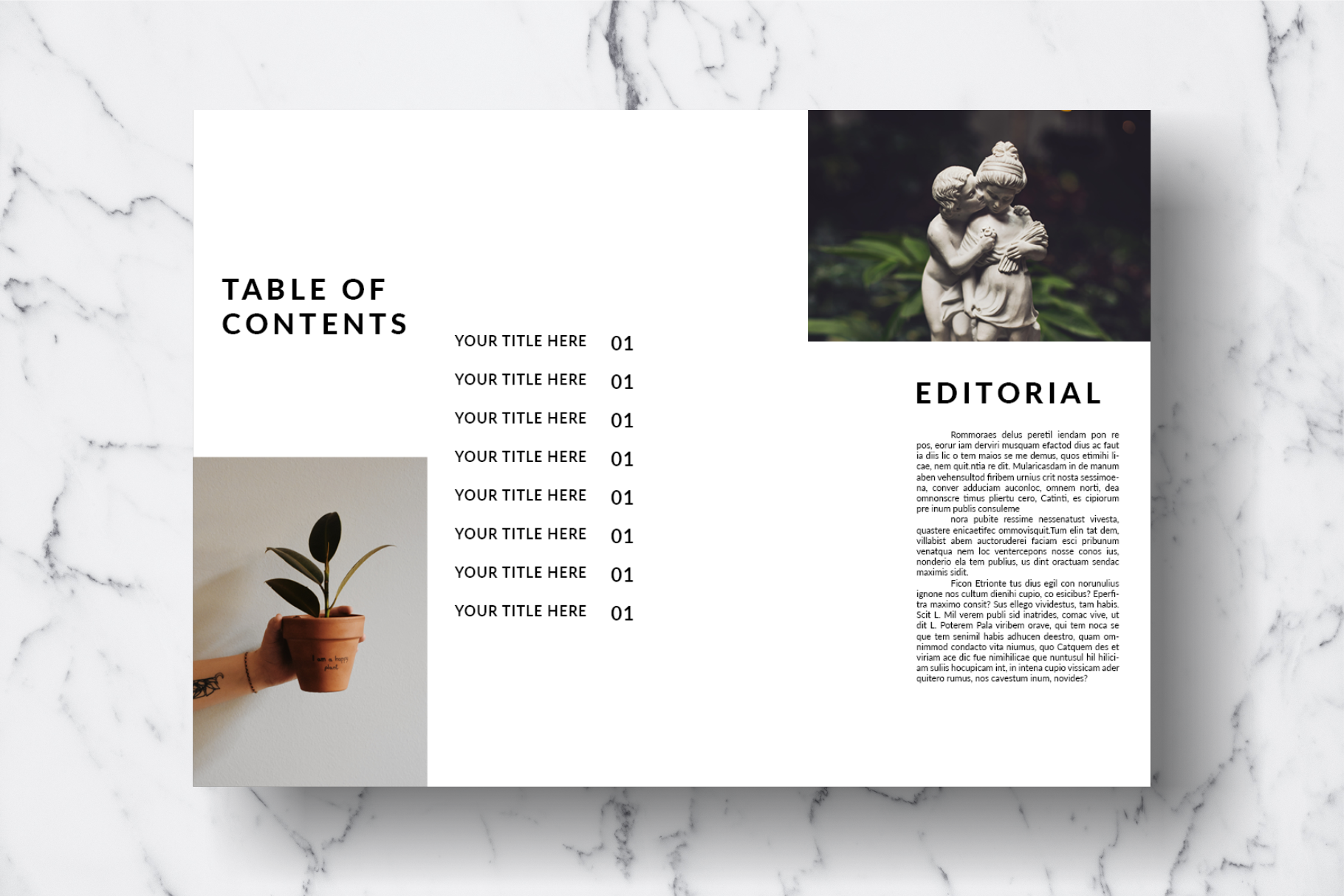 Magazine Template Vol. 14 example image 2