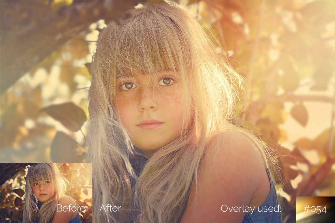125 Light Leaks Photo Overlays example image 8