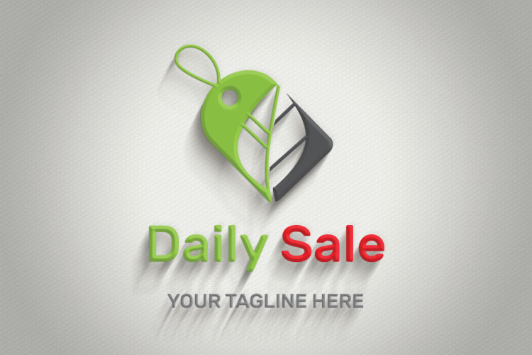 Discount Tag Logo example image 3