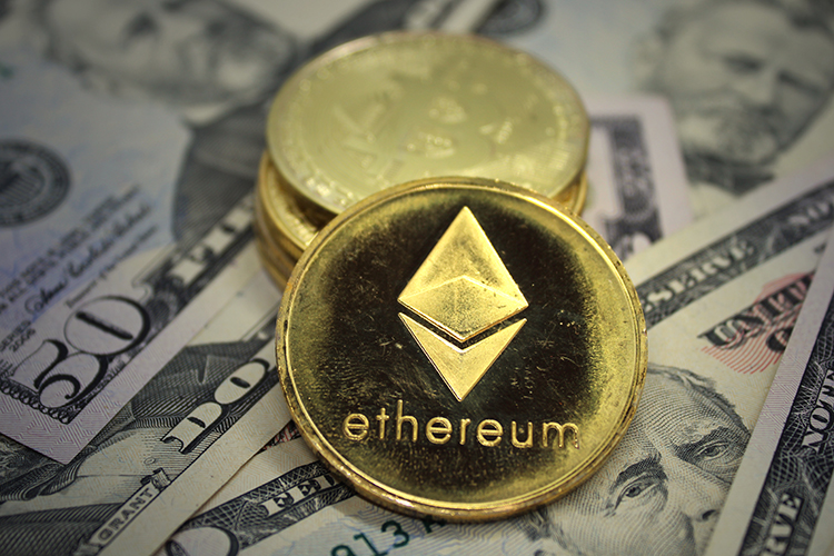 Cryptocurrency Coins. Bitcoin, Ripple and Ethereum JPEG Set example image 4