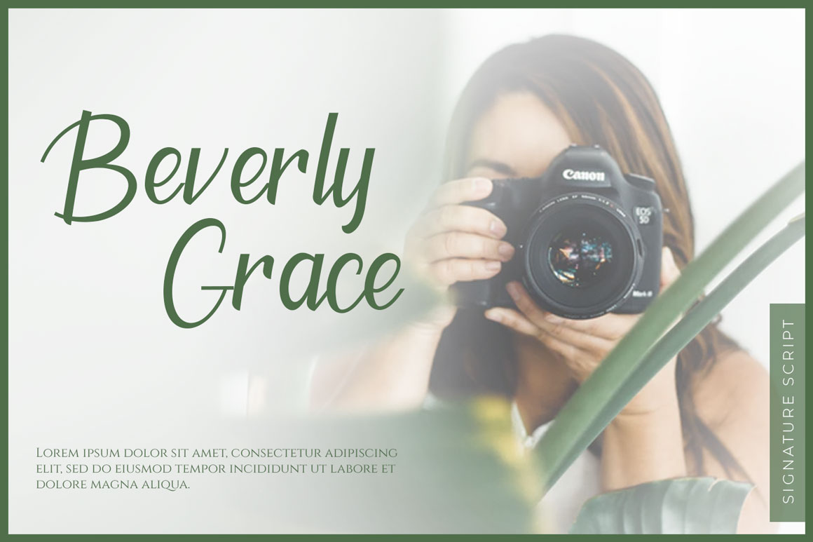 Madeline - Beauty Font example image 6