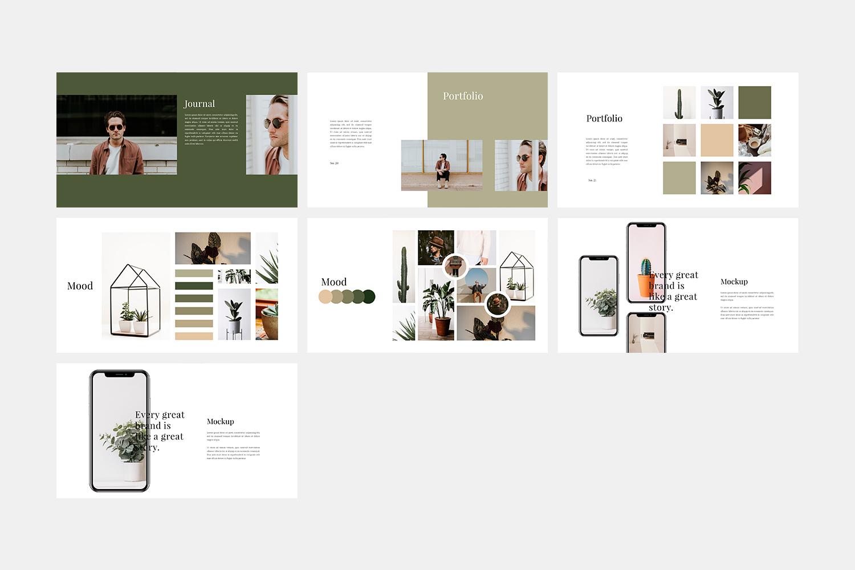 Kyuleto - Google Slide Template example image 5