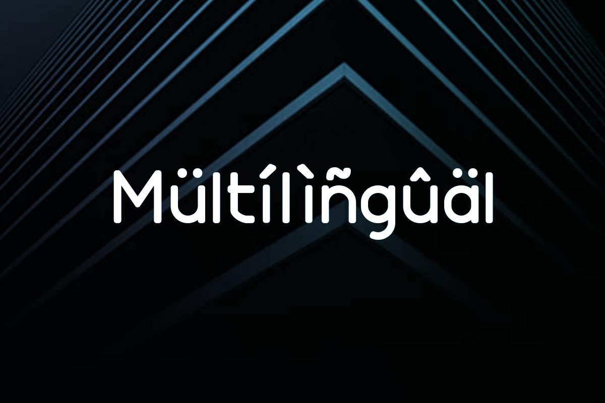 Holy Sans Serif Font example image 5