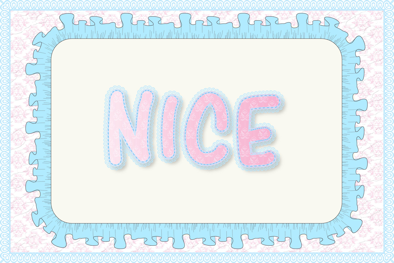 12 Shabby Chic Adobe Illustrator Graphic Styles example image 10