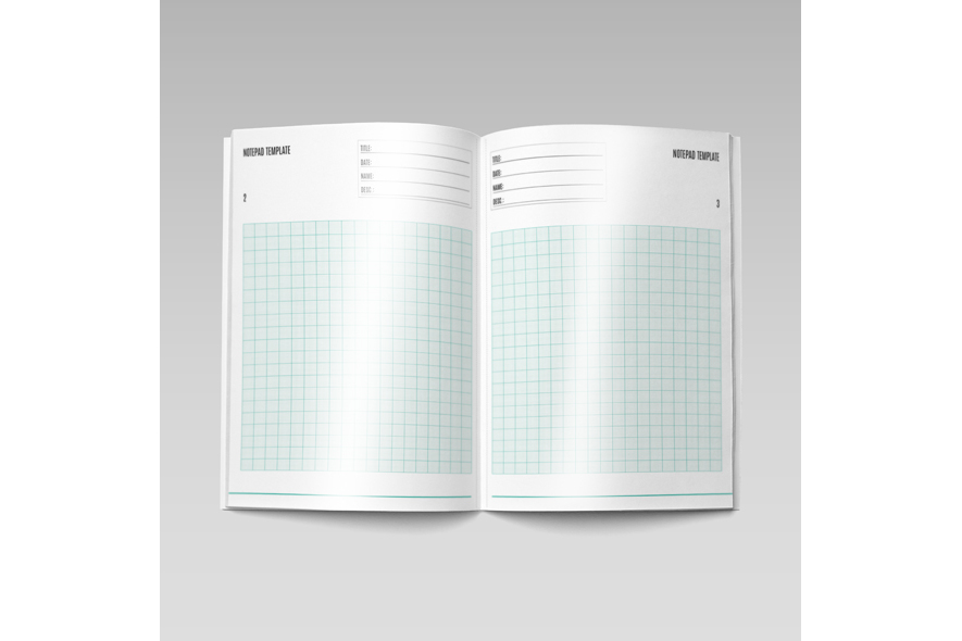 Notepad Template example image 3