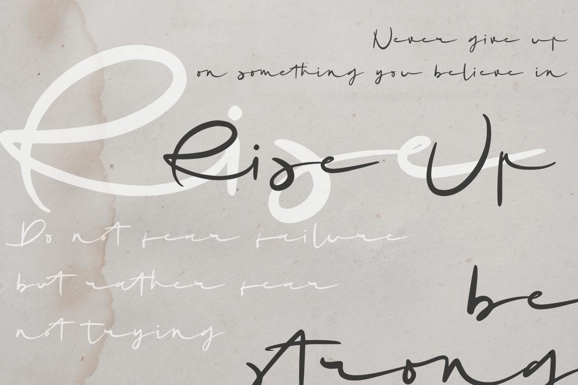 Various Font Bundle example image 29