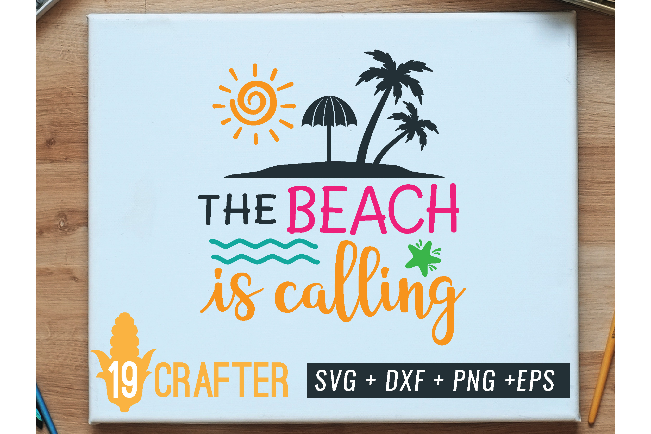 summer in the beach svg the best value bundle example image 14