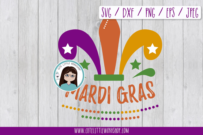 Mardi Gras SVG Bundle example image 5