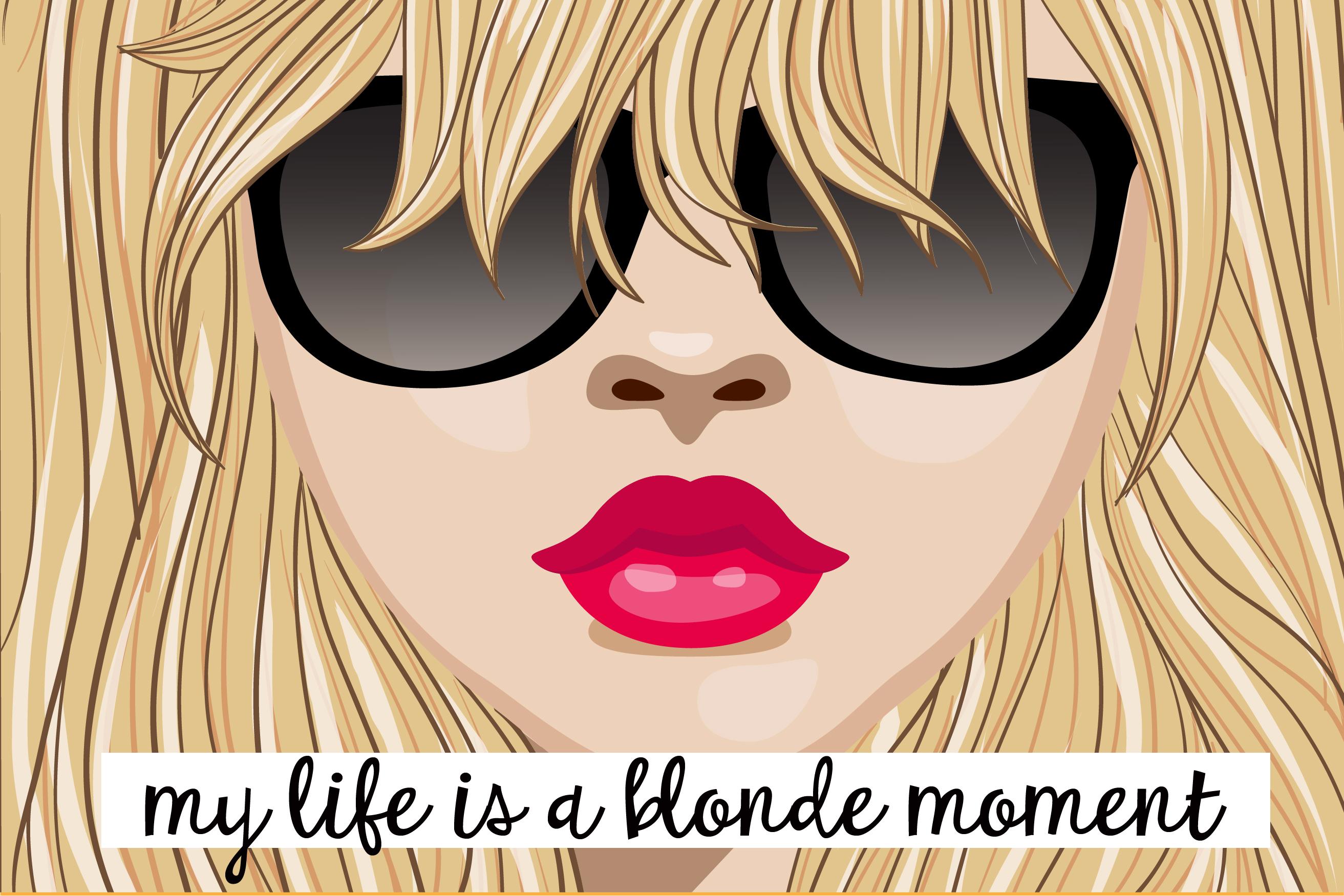 PN Blondie example image 5