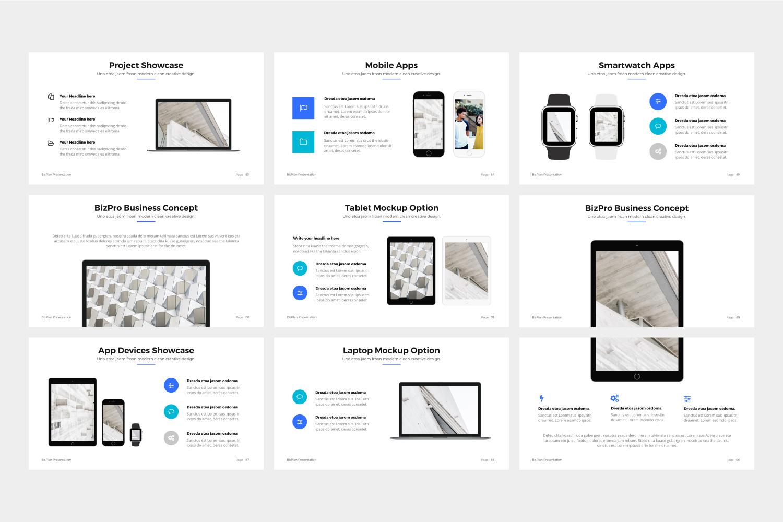 BizPro | Proposal Google Slides Template example image 12
