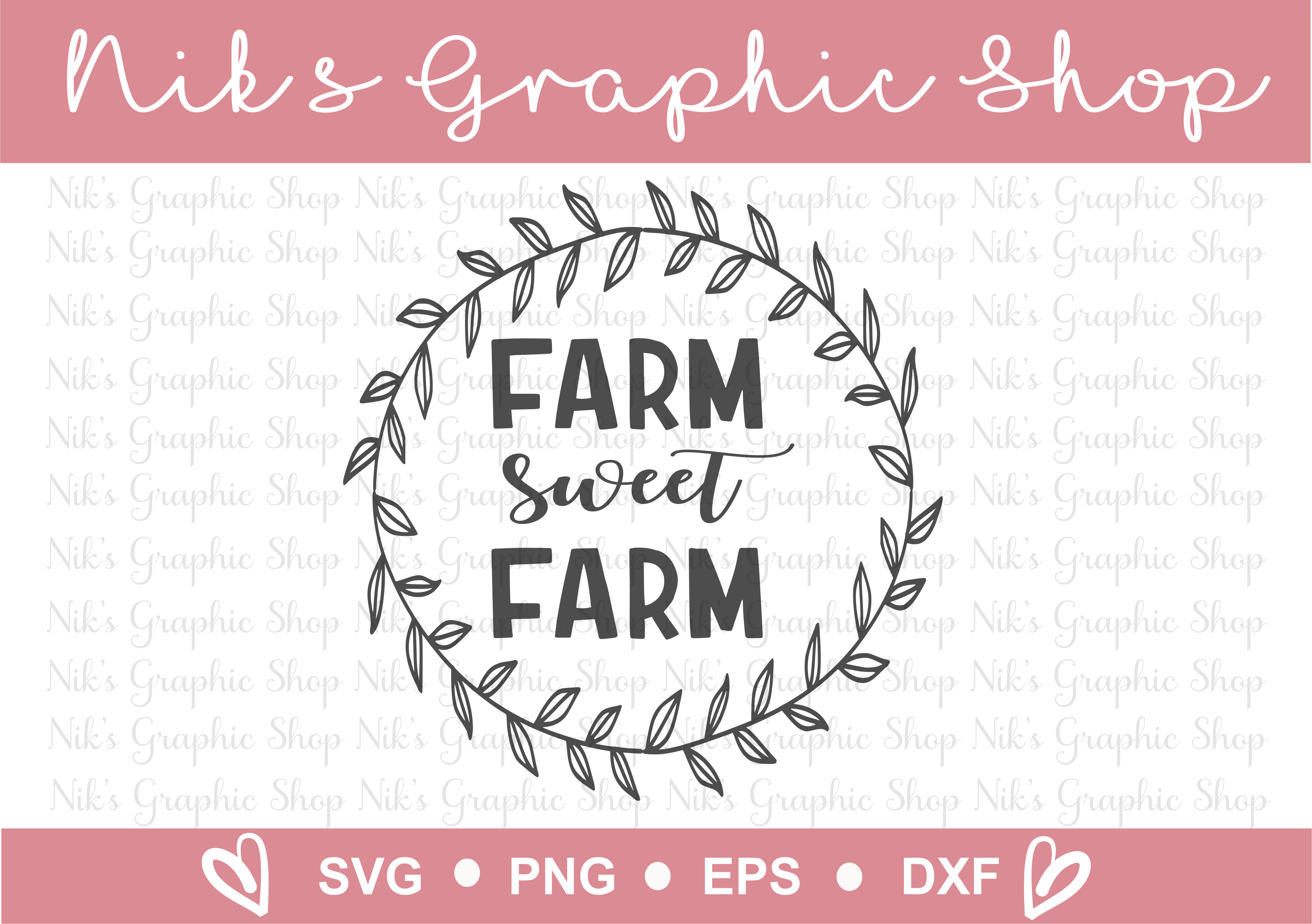Farm Svgs, Farmers Svgs, Farmers Daughter Svg, Farm sweet example image 7