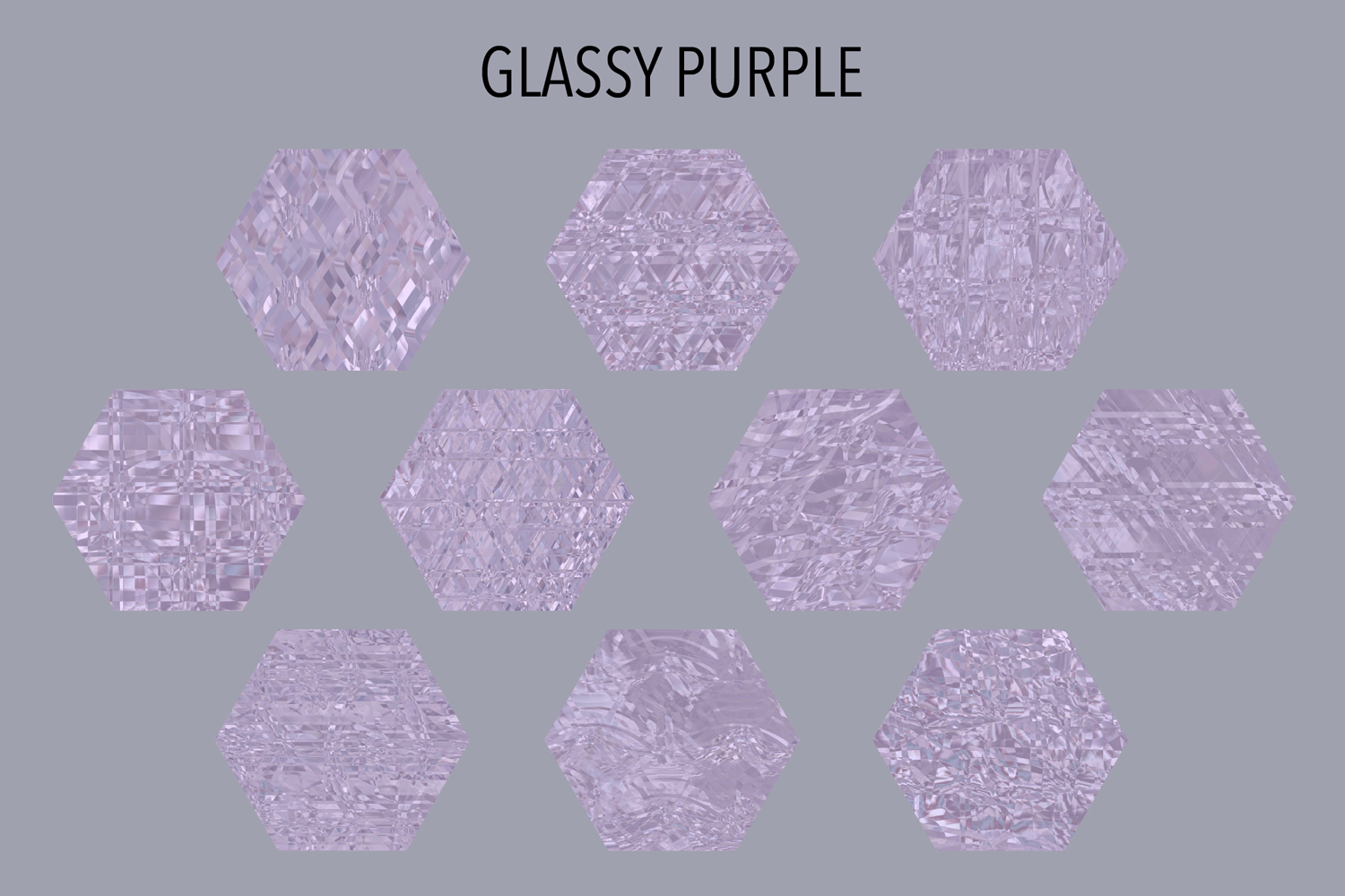 Glassy Textures example image 10