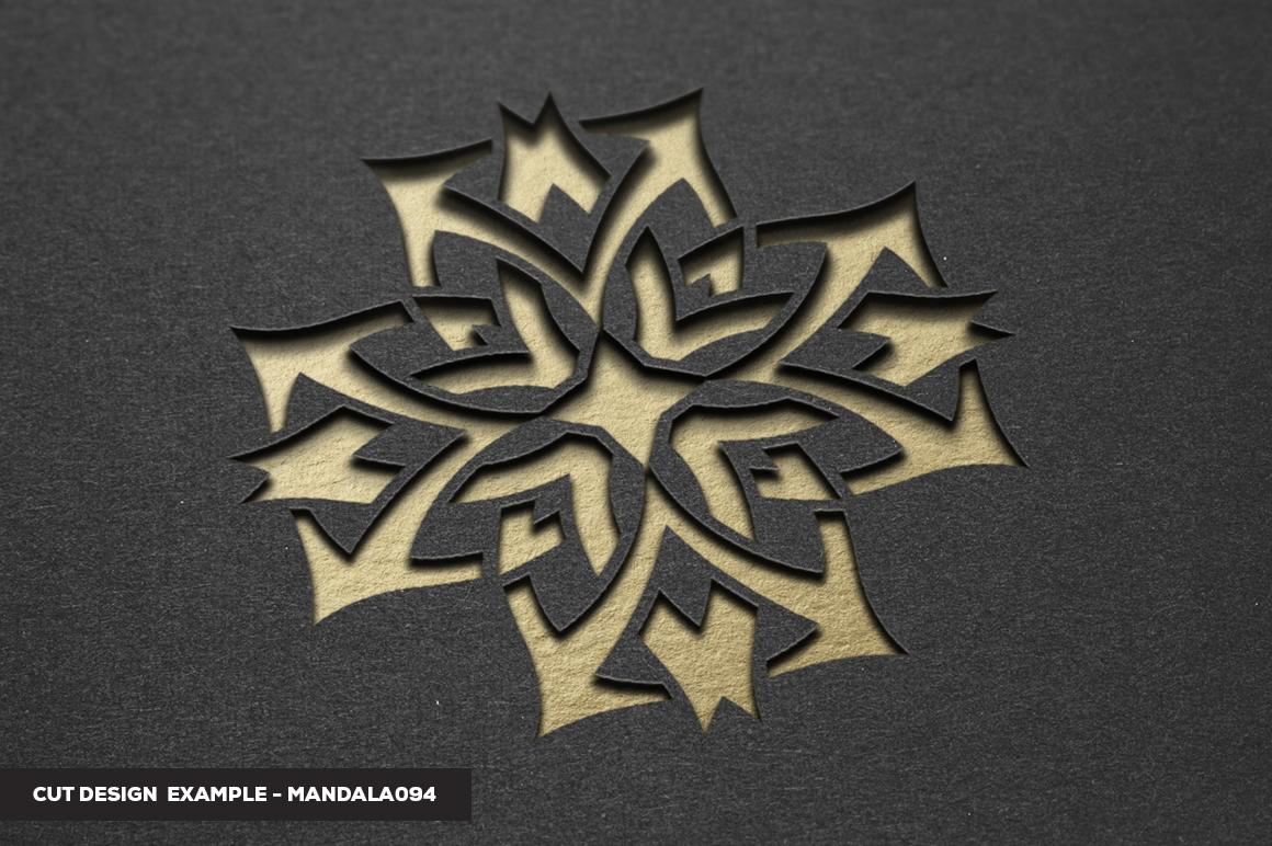 500 Vector Mandala Ornaments example image 30