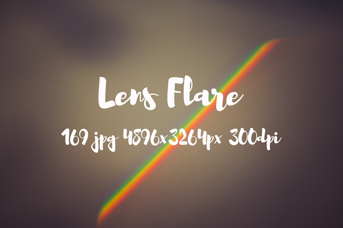 Lens Flare Pack example image 11