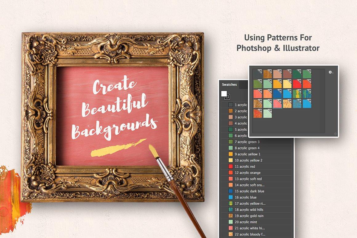 Artistic Studio: Acrylic Toolkit example image 3
