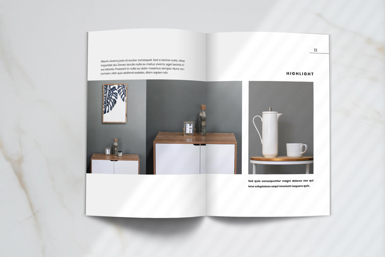 Futura - Interior Magazine Template example image 6