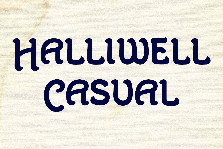 Halliwell Casual example image 1