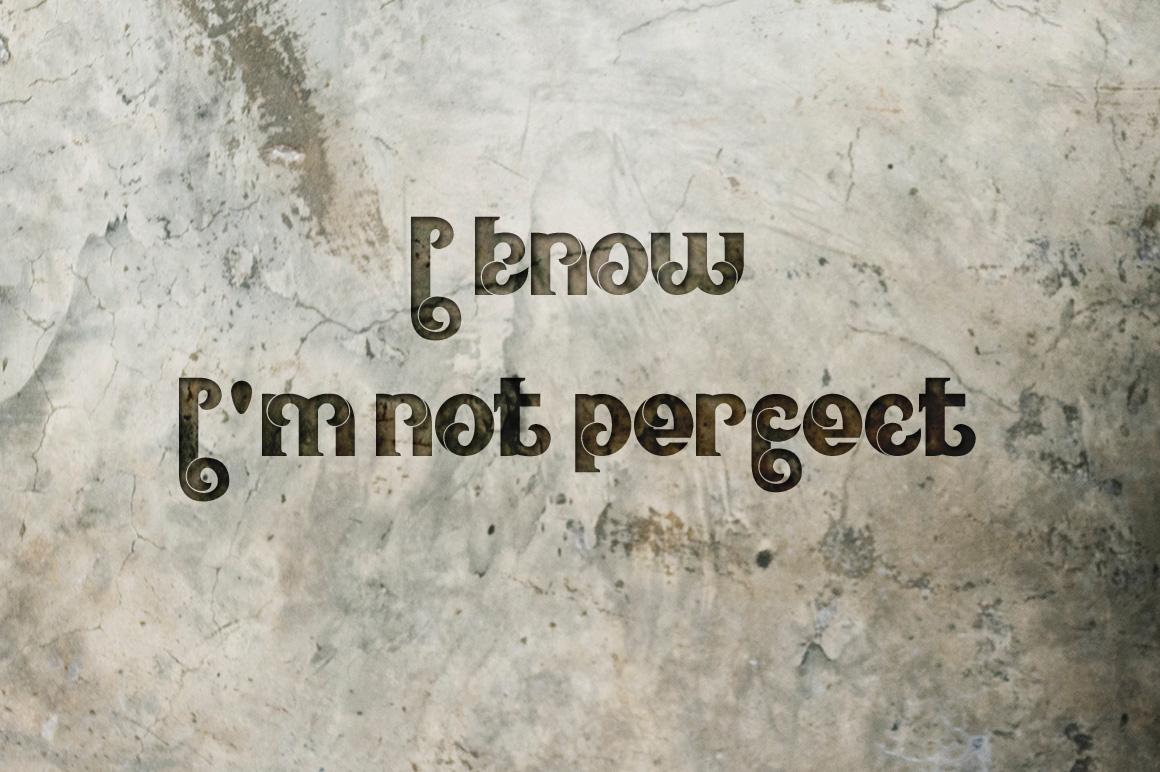 Dagoand Font example image 2