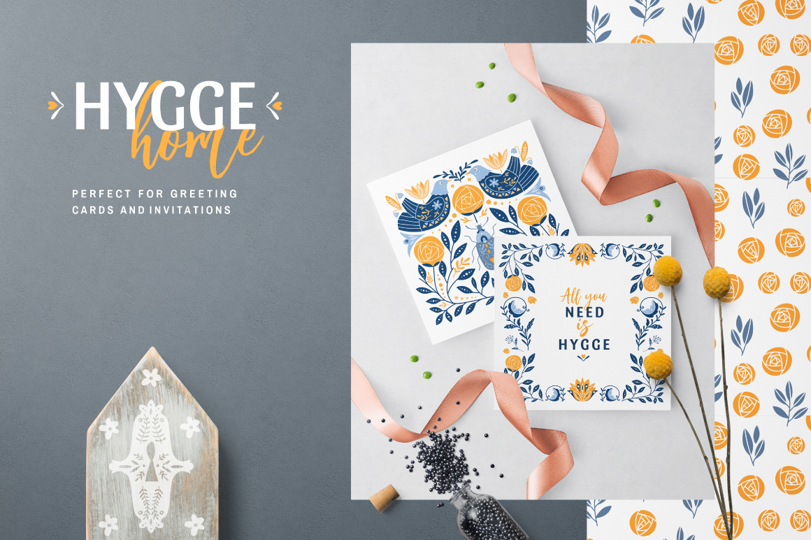 Hygge home collection example image 3