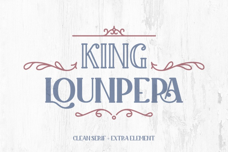 King Lounpera example image 1