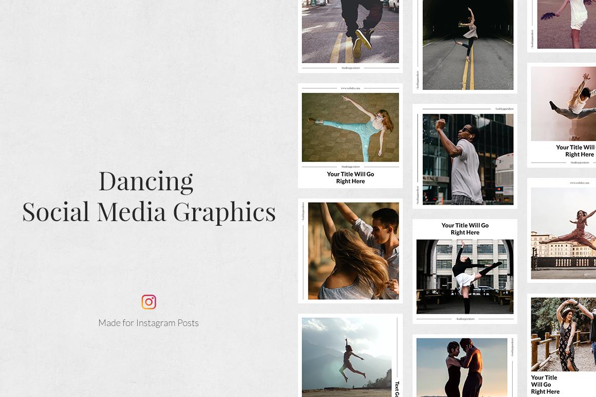 Dancing Pack example image 4