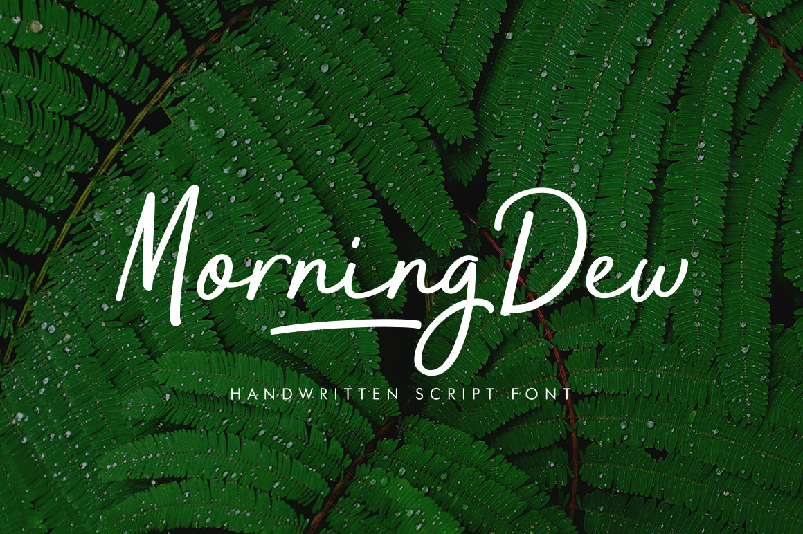 MorningDew example image 1