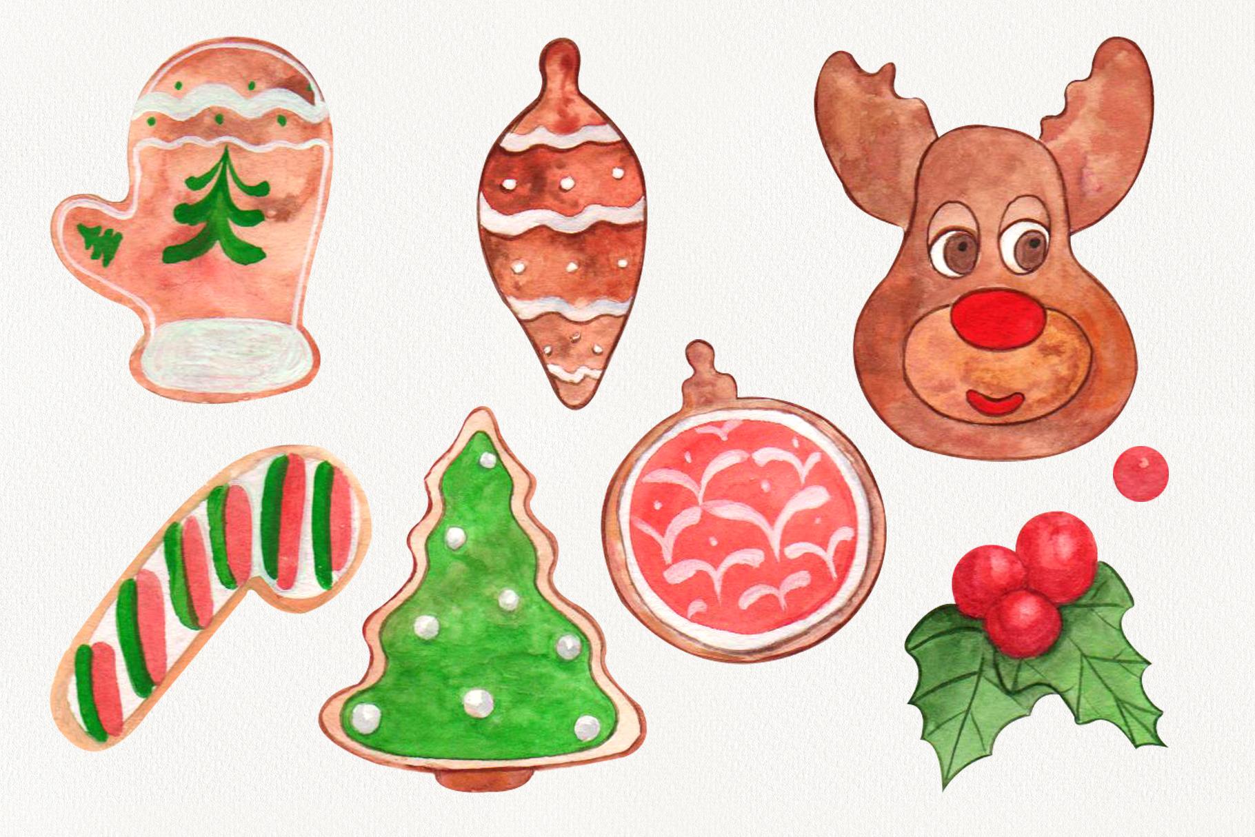 Christmas cookies example image 2